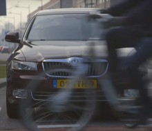 Heijmans BikeScout helps cyclists cross safely