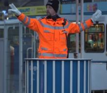 Zürcher verkehrspolizei