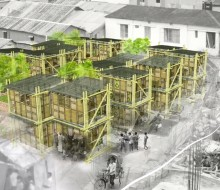 Adaptable-Portable Dwelling System for Urban Poor in Bangladesh – Nusrat Jahan Mim